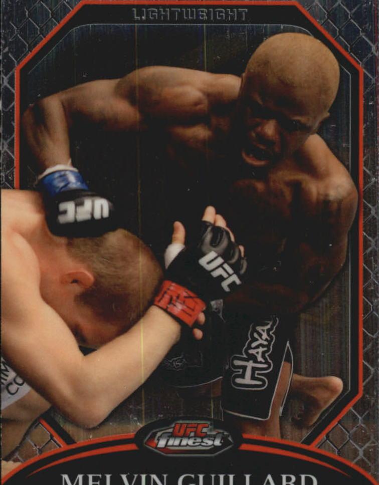 2011 Finest UFC #14 Melvin Guillard