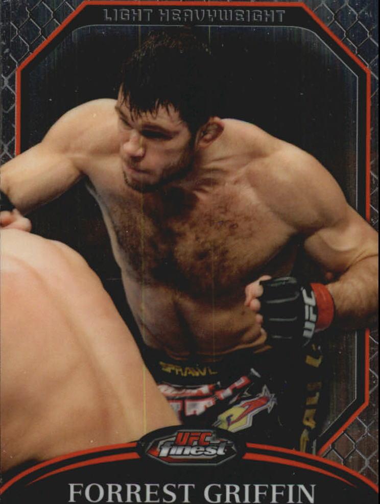 2011 Finest UFC #16 Forrest Griffin