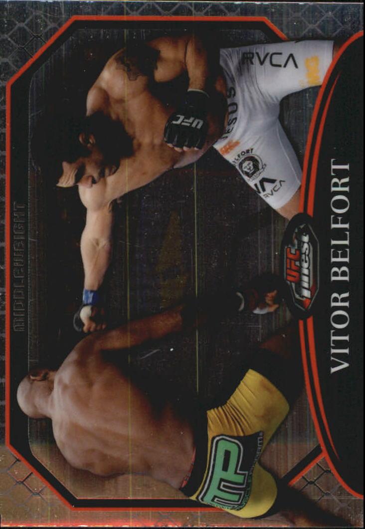 2011 Finest UFC #20 Vitor Belfort