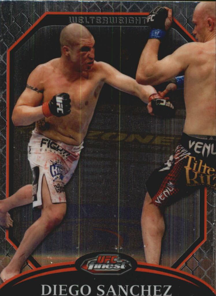 2011 Finest UFC #23 Diego Sanchez