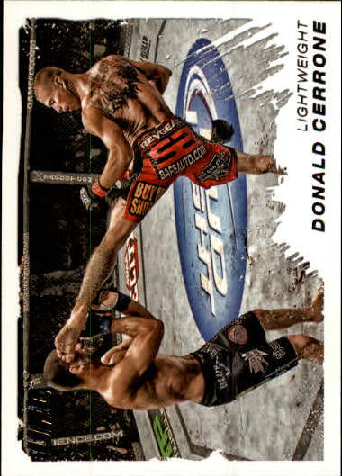 2011 Topps UFC Moment of Truth #128 Donald Cerrone
