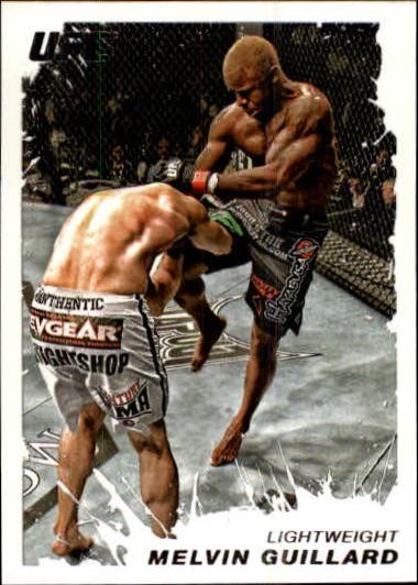 2011 Topps UFC Moment of Truth #203 Melvin Guillard