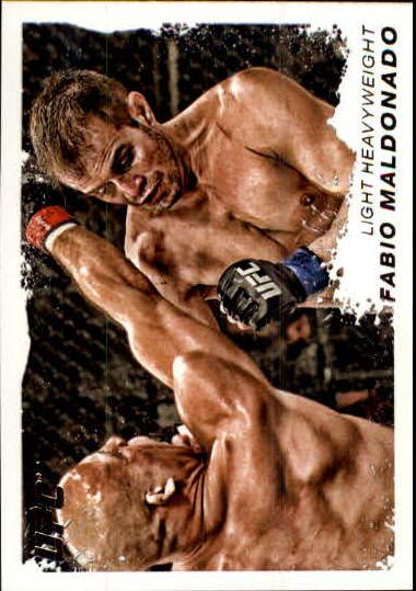 2011 Topps UFC Moment of Truth #209 Fabio Maldonado