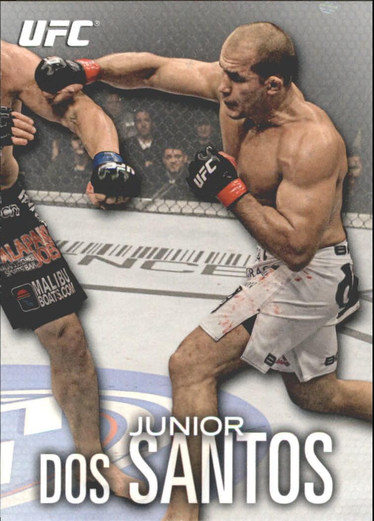 2012 Topps UFC Knockout #15 Junior dos Santos