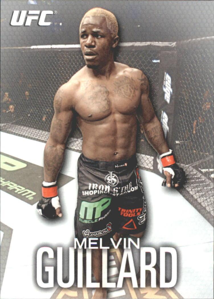 2012 Topps UFC Knockout #67 Melvin Guillard