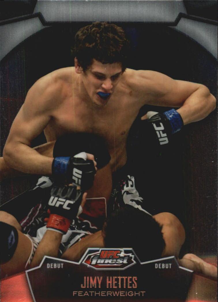 2012 Finest UFC #48 Jimy Hettes