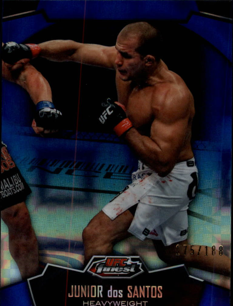 2012 Finest UFC X-Fractors #23 Junior dos Santos