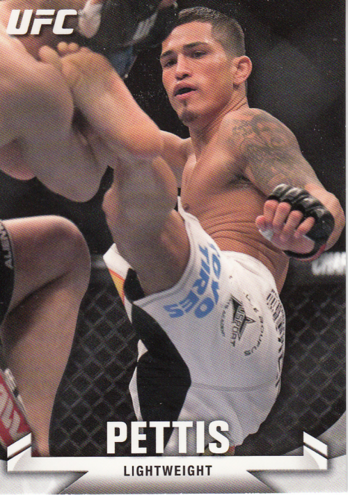2013 Topps UFC Knockout #23 Anthony Pettis