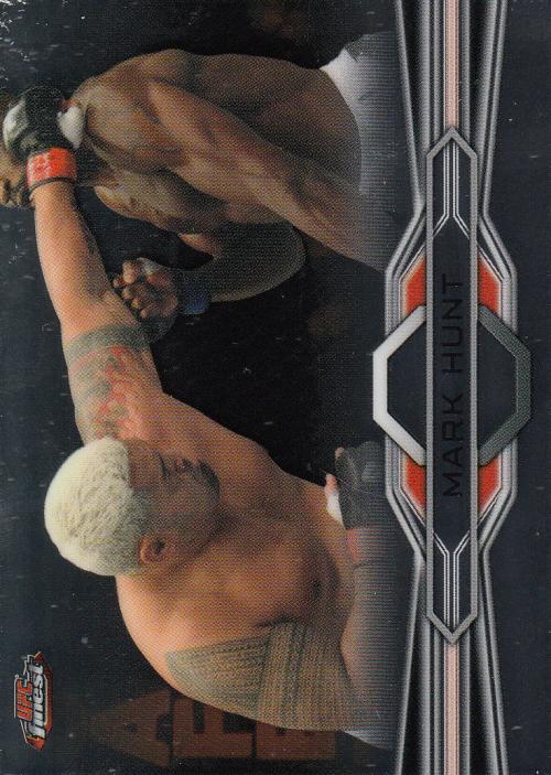 2013 Finest UFC #3 Mark Hunt