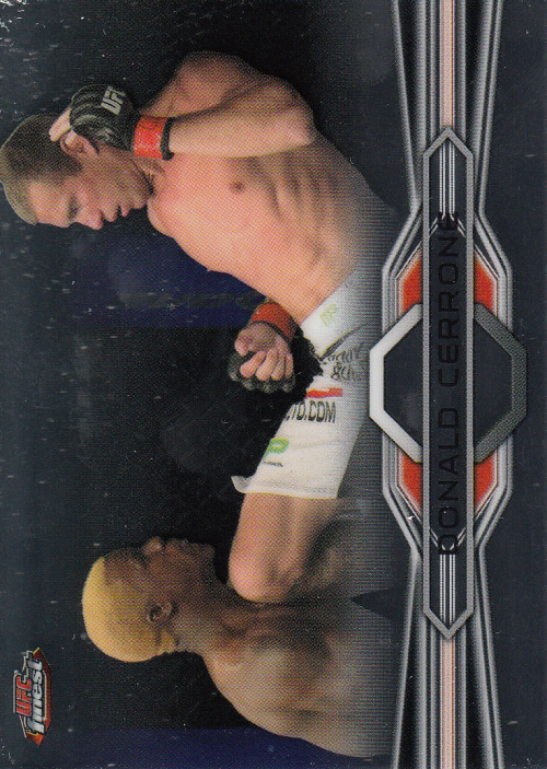 2013 Finest UFC #11 Donald Cerrone