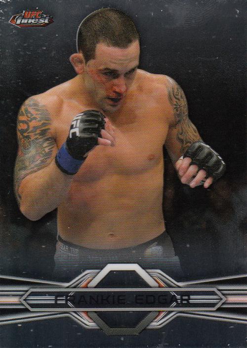2013 Finest UFC #15 Frankie Edgar