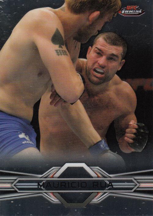 2013 Finest UFC #23 Mauricio Rua