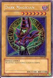 2003 Yu-Gi-Oh Collector Tins #BPT007 Dark Magician