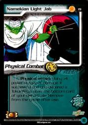 2002 Dragon Ball Z World Games Saga Limited #19  Namekian Light Jab C