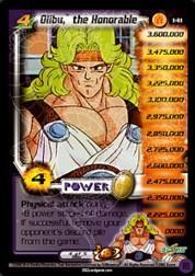 2002 Dragon Ball Z World Games Saga Limited #141  Olibu, the Honorable R