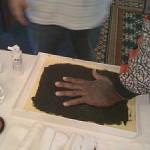 Jordan Tegata - Inking Hand