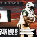 2011 Donruss Elite_Ladanian Tomlinson_Legends