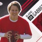 Sage Autographed_Blaine Gabbert