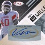 Sage Autographed_Von Miller