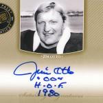 2011 Legends_Jim Otto Inscription