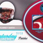 2011 Legends_Torrey Smith_Saturday Swatches