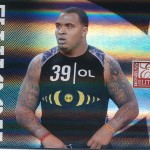 Mike Pouncey_Donruss Elite
