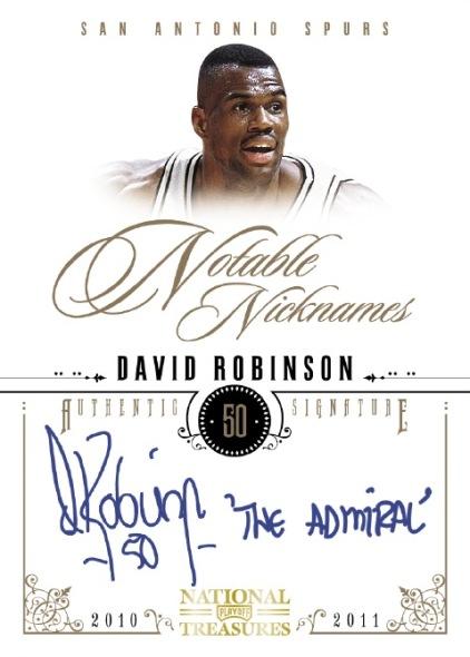 robinson-nicknames