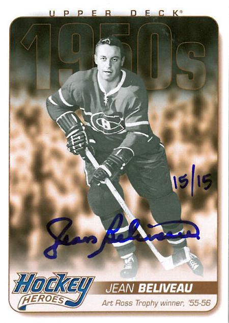 2011-12-NHL-Upper-Deck-Series-One-Heroes-John-Beliveau