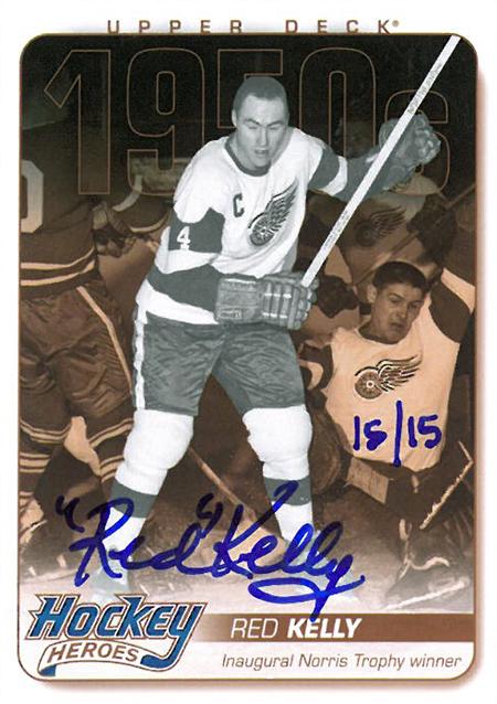 2011-12-NHL-Upper-Deck-Series-One-Heroes-Red-Kelly