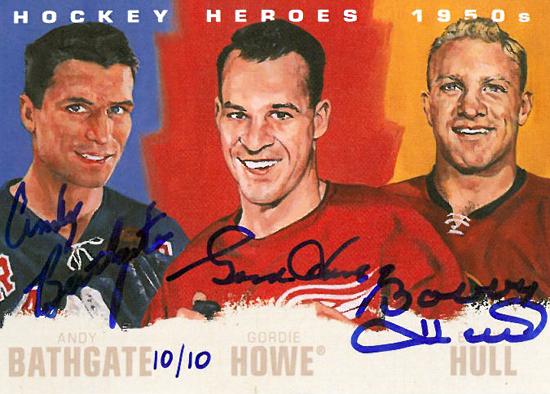 2011-12-NHL-Upper-Deck-Series-One-Heroes-Triple-Autograph-Bathgate-Howe-Hull